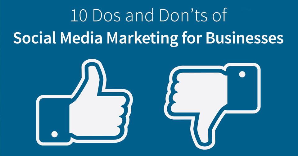 social media marketing tips for businesses